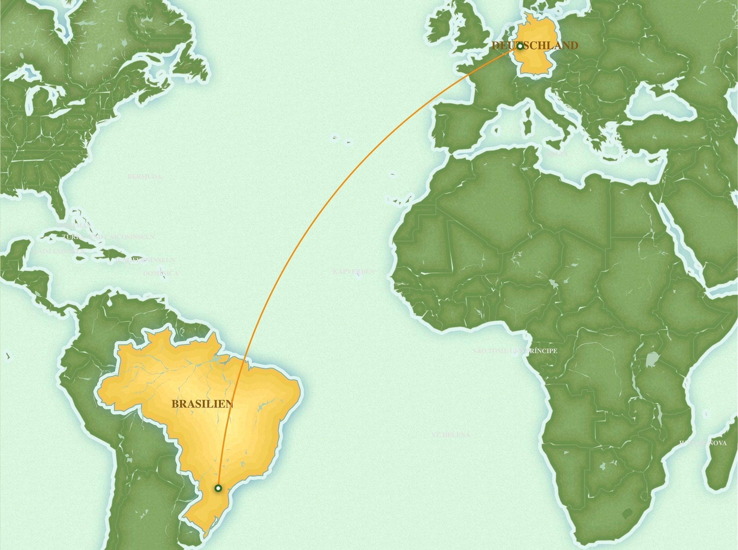 brasil-map – Evangeliums-Christen Gemeinde Leipzig